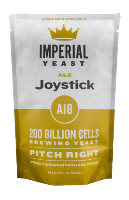 Imperial A18 Joystick Organic Yeast