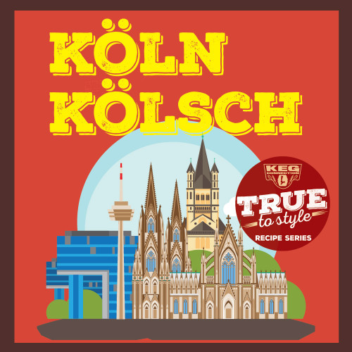 Köln Kolsch, True to Style Mini-Mash Recipe Kit