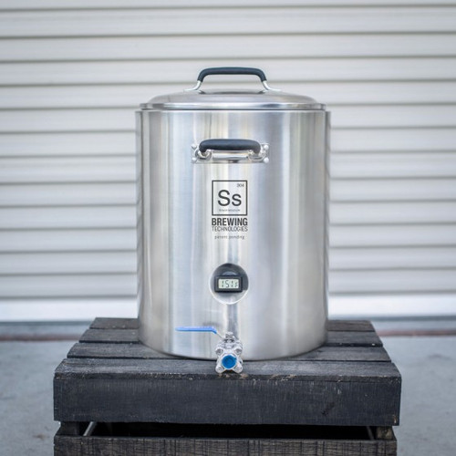 SS Brewtech InfuSsion Mash Tun - 10 Gallon