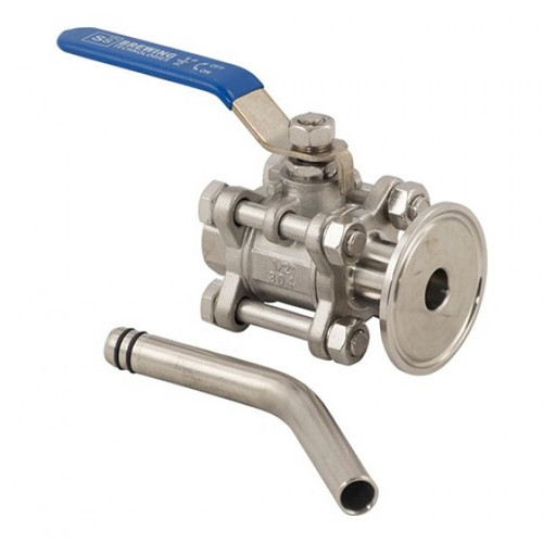 "Chronical - Replacement 1/2"" Ball Valve & Racking Arm"
