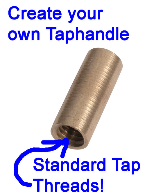 Tap Handle Insert (Make your own Tap Handle!)