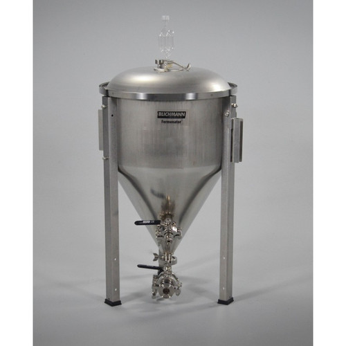 Blichmann Fermenator Conical Fermentor - 7 Gallon (Tri-Clamp Fittings)