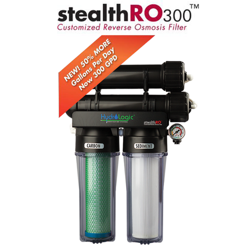 Stealth-RO300™ Reverse Osmosis Filter System