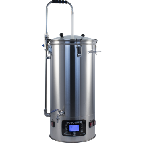 BrewZilla V3.1 All Grain Brewing System w/ Pump - 9.25G