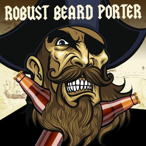 Robust Beard Porter – All-Grain Recipe Kit