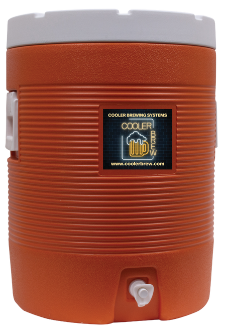 Cooler Brew - 10 Gallon Cooler