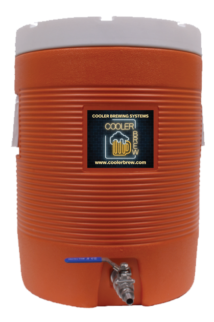 Cooler Brew - 10 Gallon HLT (Hot Liquor Tank)
