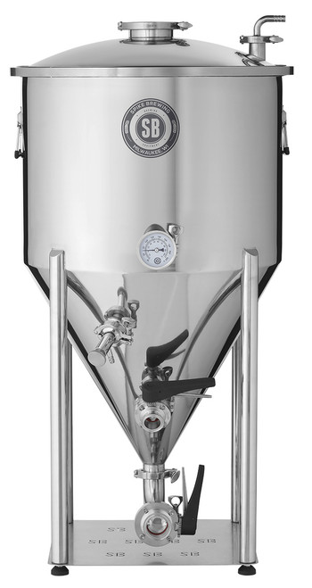 Spike Brewing 1 Bbl Stainless Steel Conical Fermenter
