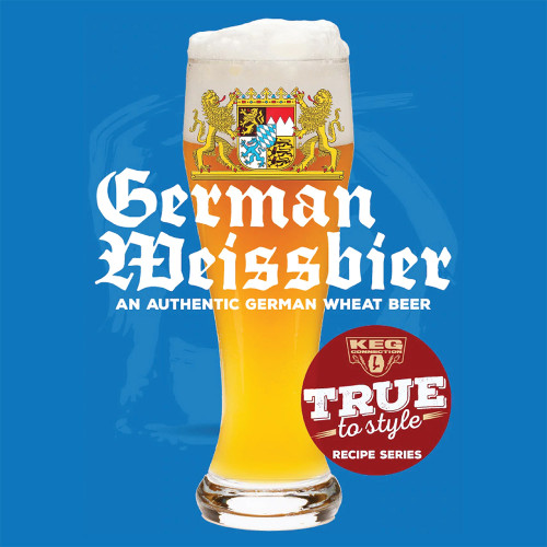 German Weissbier, True to Style, Mini-Mash Recipe Kit
