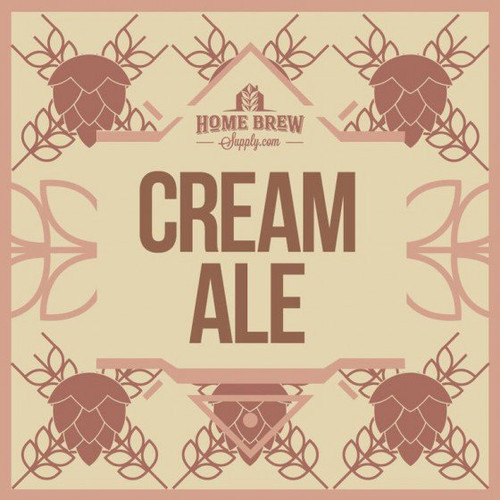 Cream Ale All-Grain Recipe Kit