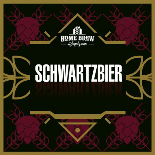 Schwarzbier - All-Grain Recipe Kit