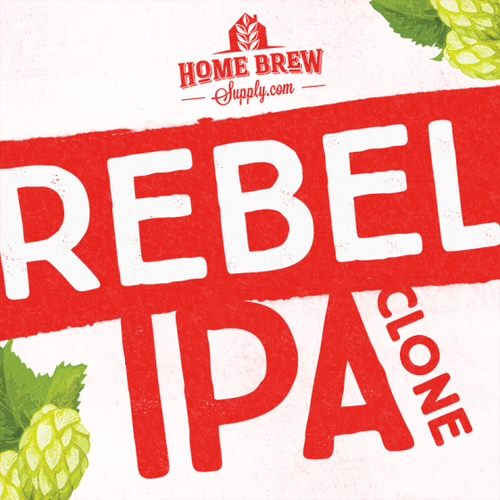 Rebel IPA Clone - All-Grain Recipe Kit