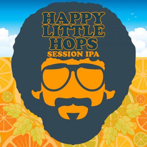 Happy Little Hops Session IPA - All-Grain Recipe Kit