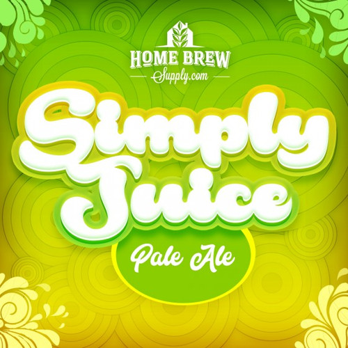 Simply Juice Pale Ale Recipe - All-Grain Kit