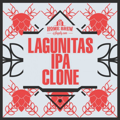 Lagunitas IPA Clone - All-Grain Recipe Kit