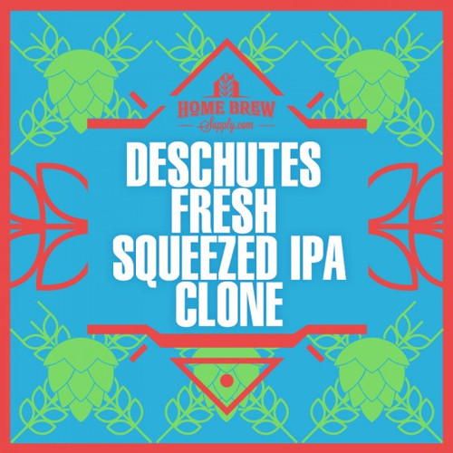 Deschutes Fresh Squeezed IPA Clone - All-Grain Recipe Kit