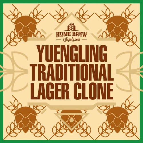 Yuengling Traditional Lager Clone - All-Grain Recipe