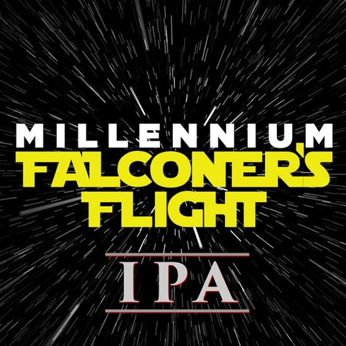 Millennium Falconer's Flight IPA - Northwest IPA - All-Grain Recipe Kit