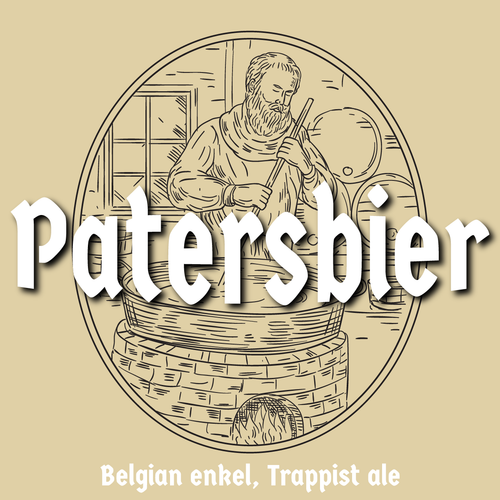 Patersbier/Belgian Enkel - All-Grain Recipe Kit