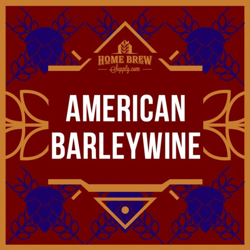 American Barleywine - All-Grain Recipe Kit