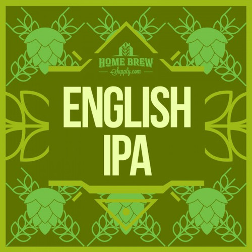English IPA - All-Grain Recipe Kit.