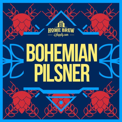 Bohemian Pilsner - All-Grain Recipe Kit.