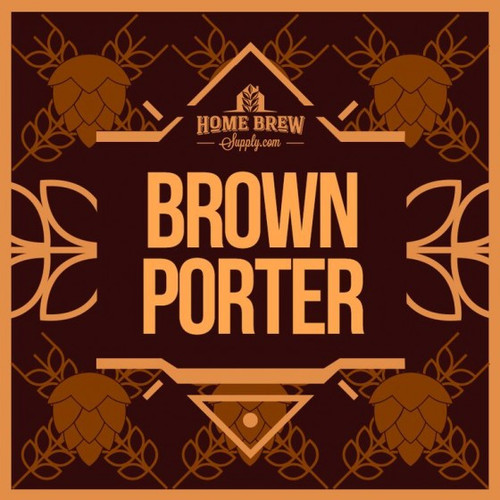 Brown Porter – Extract Recipe Kit