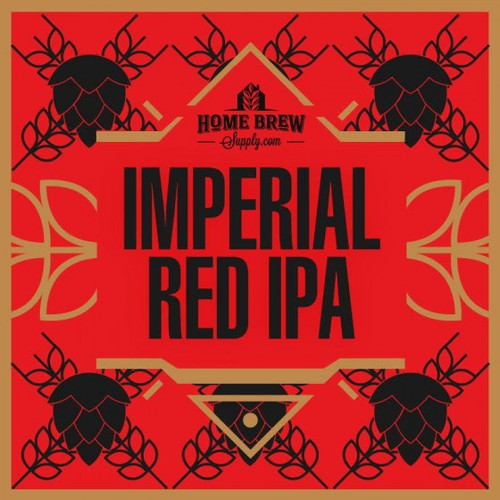 Imperial Red IPA - Extract Recipe Kit