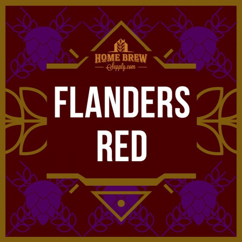 Flanders Red Extract Recipe Kit