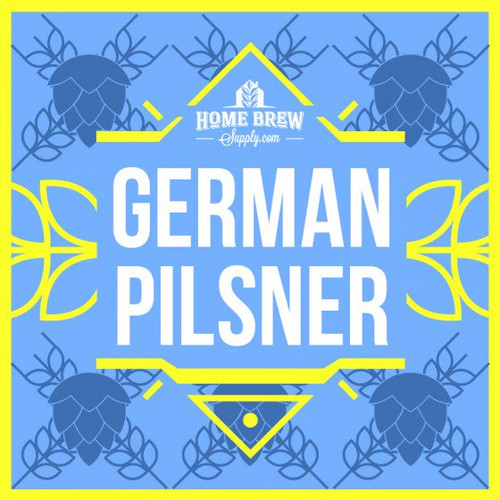 German Pilsner - Extract Recipe Kit