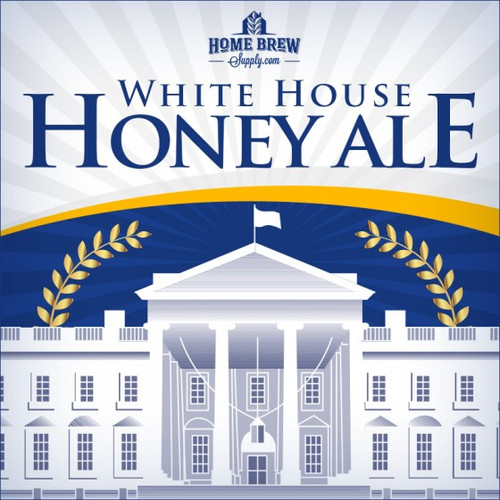 White House Honey Ale - Extract Recipe Kit