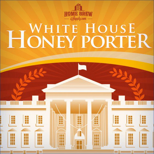 White House Honey Porter - Extract Recipe Kit