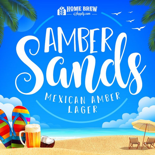 Amber Sands | Mexican Amber Lager - Extract Recipe Kit