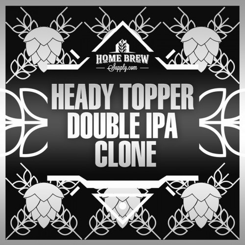 Heady Topper Double IPA Clone - Extract Recipe Kit