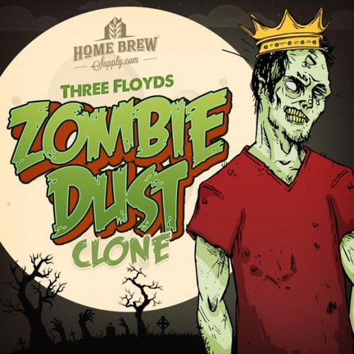 Three Floyds Zombie Dust Clone - Extract Recipe Kit