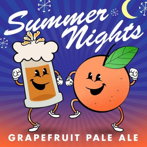 Summer Nights Grapefruit Pale Ale - Extract Recipe Kit