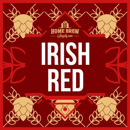 Irish Red - Extract Recipe Kit