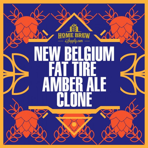 New Belgium Fat Tire Clone - Extract Recipe Kit