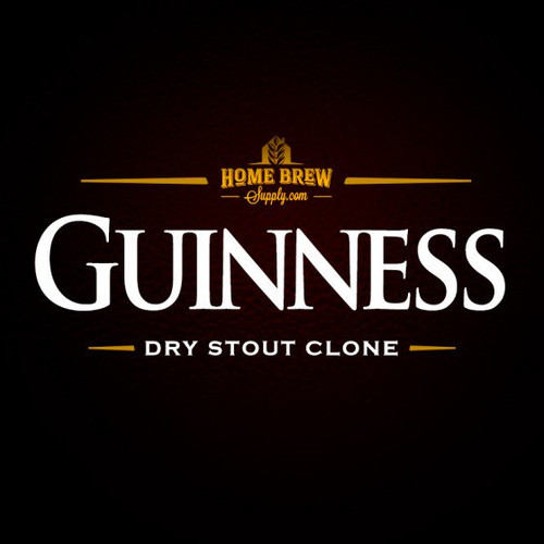 Guinness Draught Clone - Extract Recipe Kit