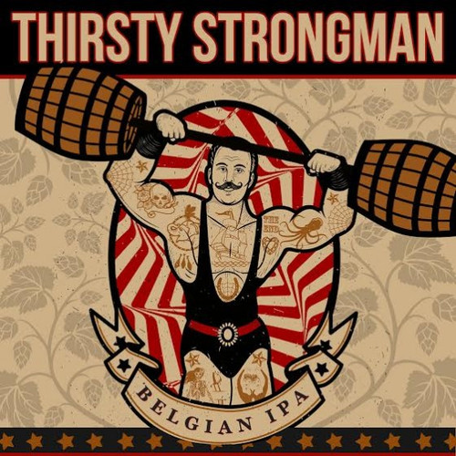 Thirsty Strongman Belgian IPA - Extract Recipe Kit