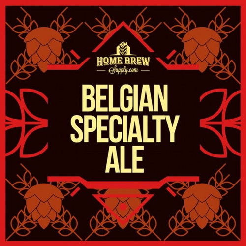 Belgian Specialty Ale - Extract Recipe Kit