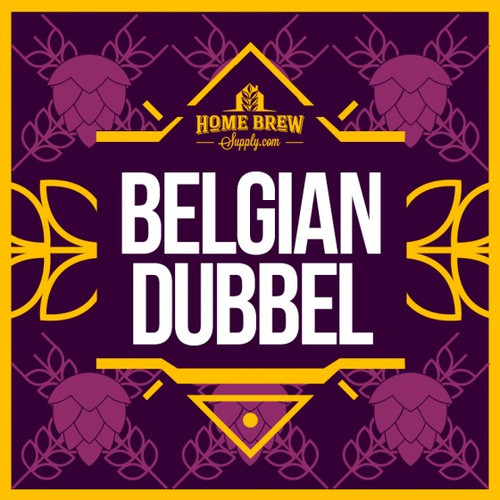 Belgian Dubbel - Extract Recipe Kit