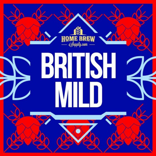 British Mild - Extract Recipe Kit