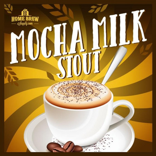 Mocha Milk Stout - Extract Recipe Kit