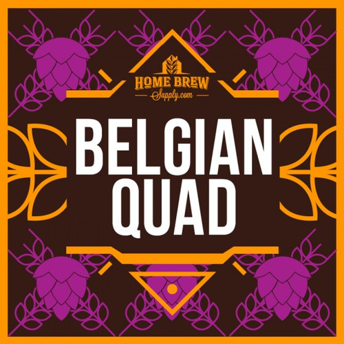 Belgian Quadrupel - Extract Recipe Kit
