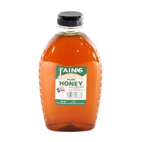 Fain's Pure Raw Honey