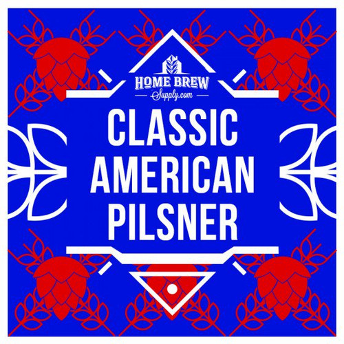 Classic American Pilsner - Extract Recipe Kit