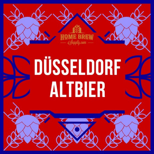 Düsseldorf Altbier All-Grain Recipe Kit