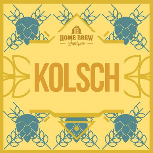 Kölsch - Extract Recipe Kit