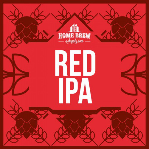 Little Red Riding IPA - Extract Recipe Kit